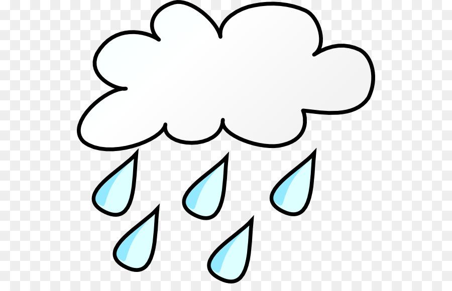 Rain Cloud Cartoon Clip art - Cartoon Rain Clouds png ...