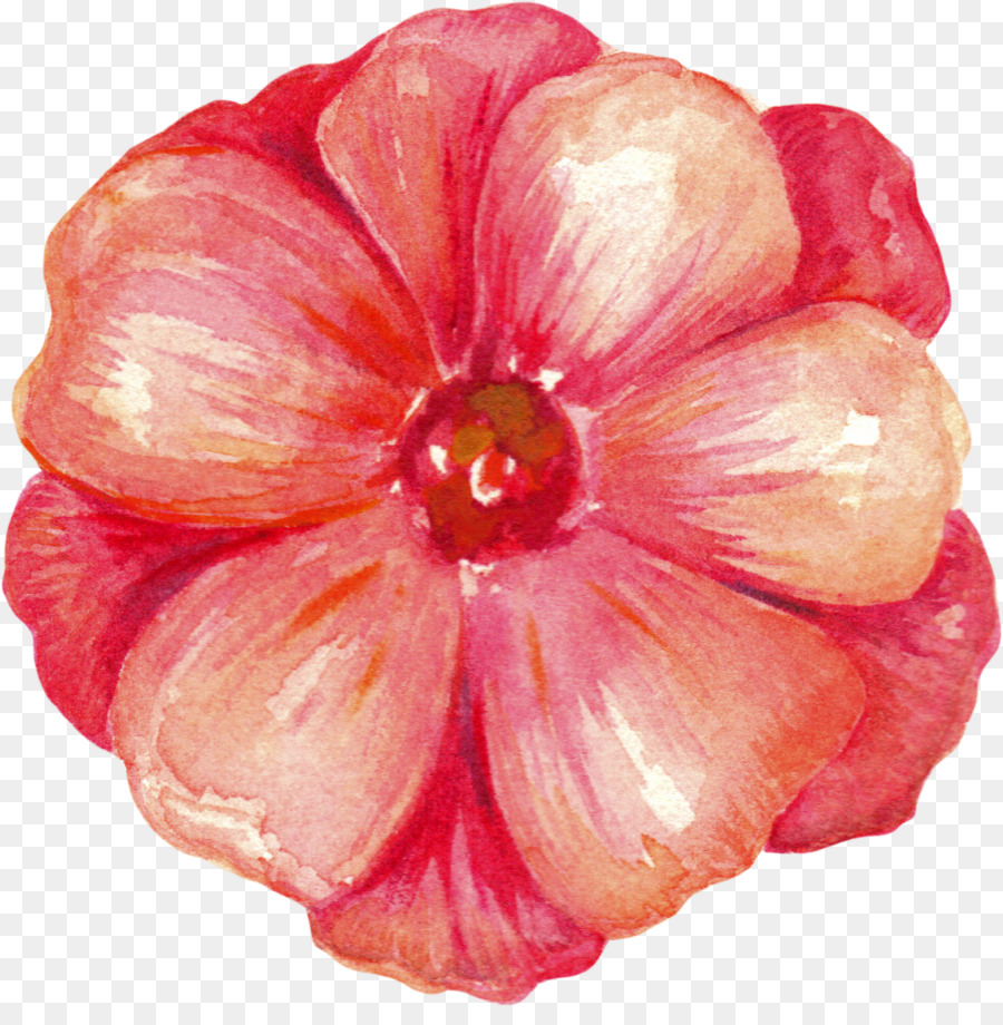 Wedding Invitation Flower Ink Watercolor Flowers Png Download