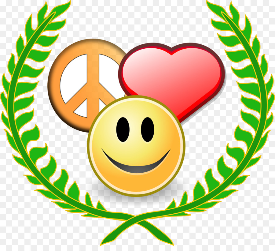 Peace Love Happiness Symbol Clip Art Peaceful Christmas Cliparts