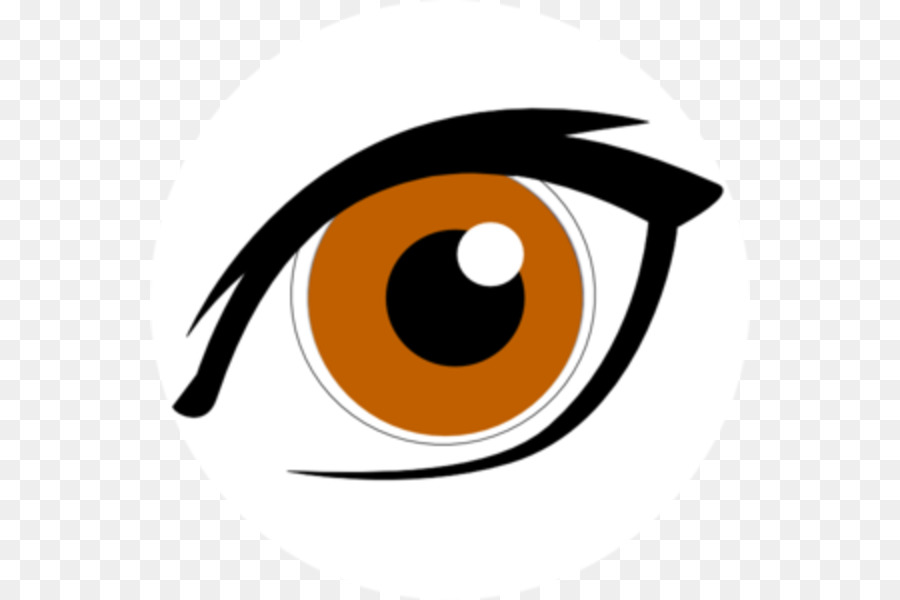 Eyes brown. Googly background png download