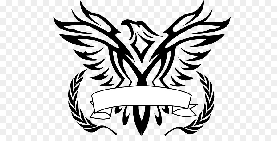 Bald Eagle Logo Black And White Hawk Eagle Clip Art Line Art Logo