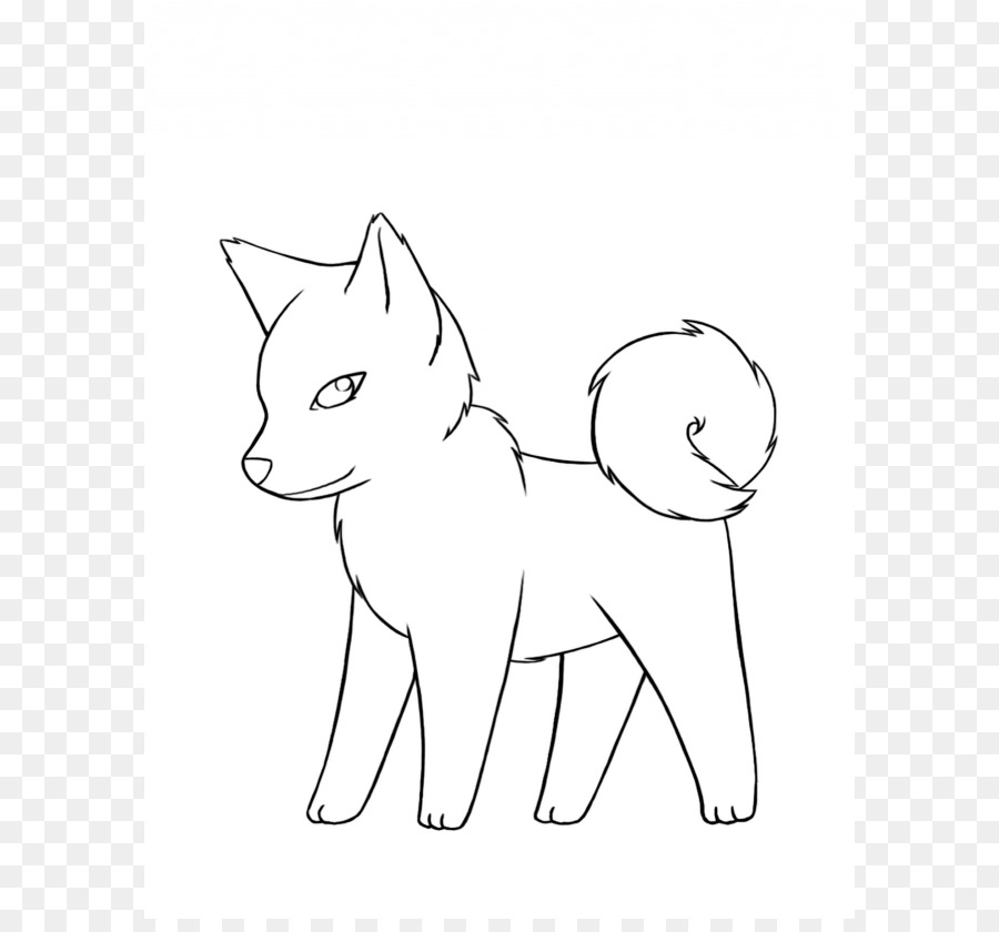 Husky siberiano Esquimal Canadiense Perro Cachorro Bigotes libro ...