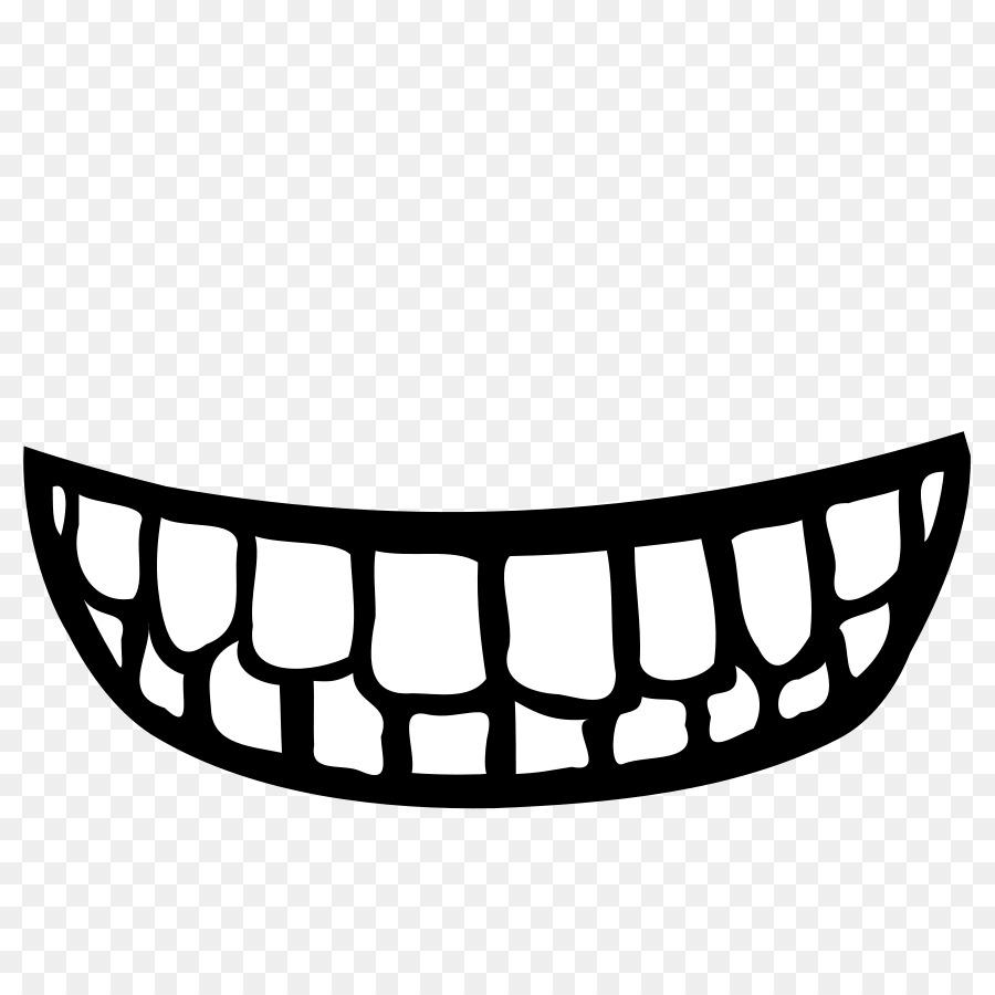 evil cartoon mouth - 900×900