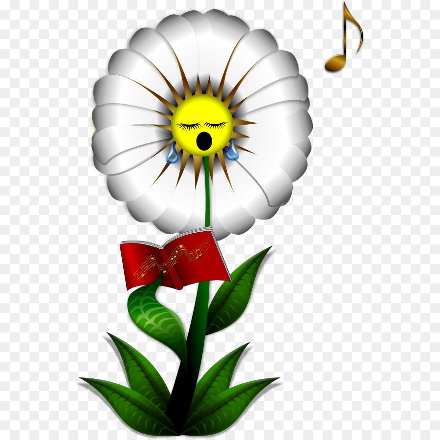 Fleur Commun Daisy Chant Clip Art Gratuit Images Marguerite