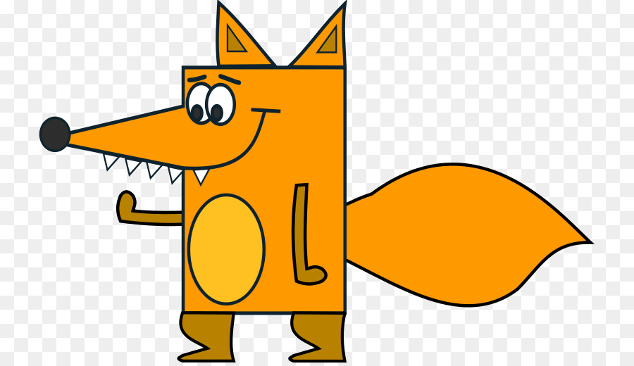 cartoon fox clip art free fox clipart png download 800 517 rh kisspng com free baby fox clipart free fox clipart images