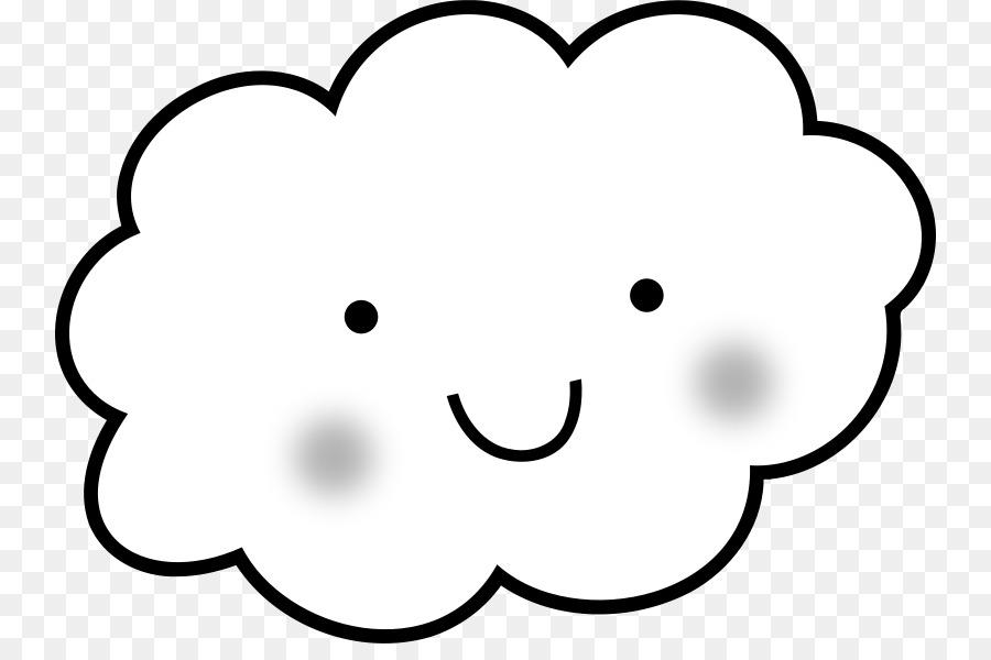 Bulut çizim Kitabı Yağmur Boyama Sevimli Bulut Fotograflardan Png
