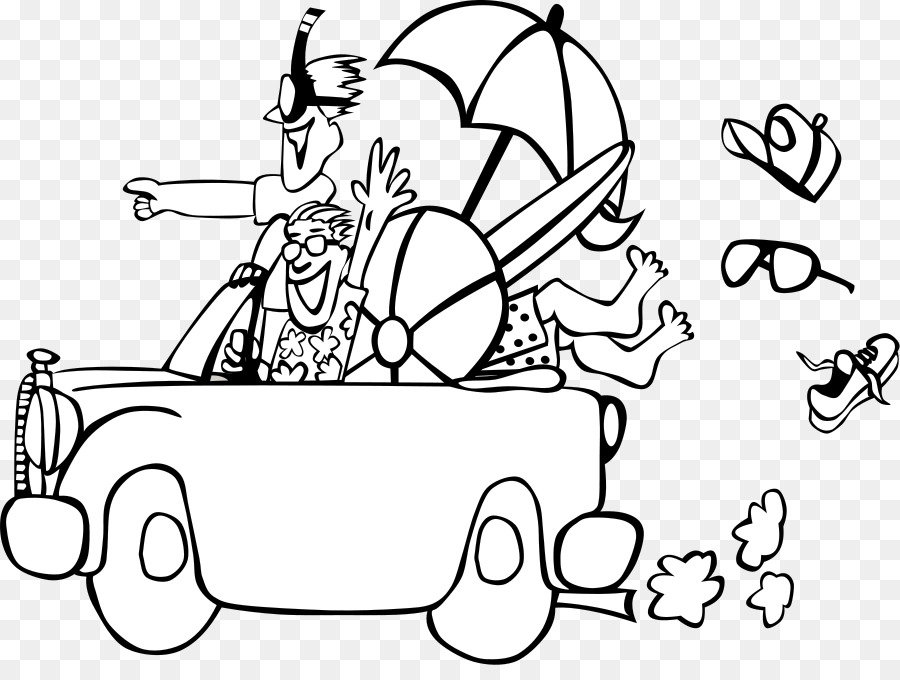 Road Trip Free Content Vacation Clip Art