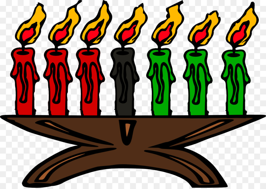 kwanzaa kinara candle african american clip art christmas candles rh kisspng com happy kwanzaa clipart kwanzaa clip art black and white