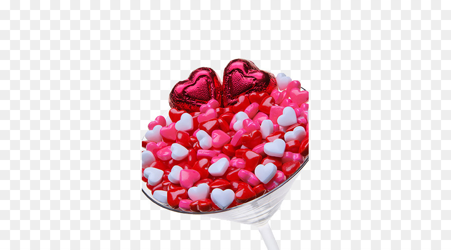 Candy Heart Valentine S Day Gift Heart Shaped Candy Png Download