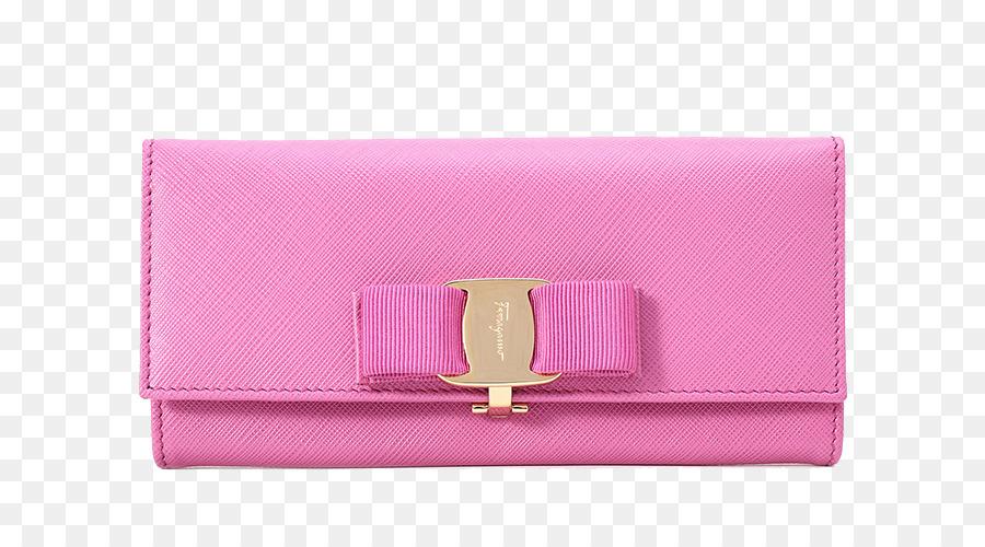 52e3c031a048 Сумочка кожаный бумажник портмоне - Длинный участок феррагамо кожаный  бумажник