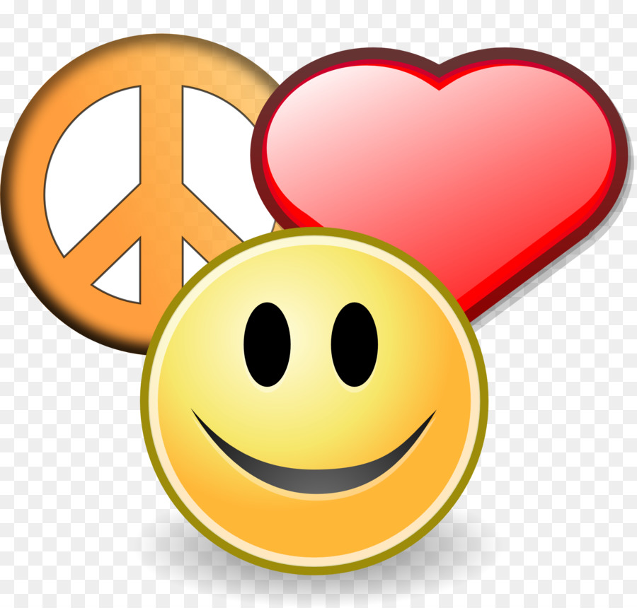 Love Peace Symbols Happiness Clip Art Peaceful Christmas Cliparts