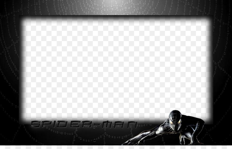 Black and white Desktop Wallpaper Picture Frames - Spider-Man ...