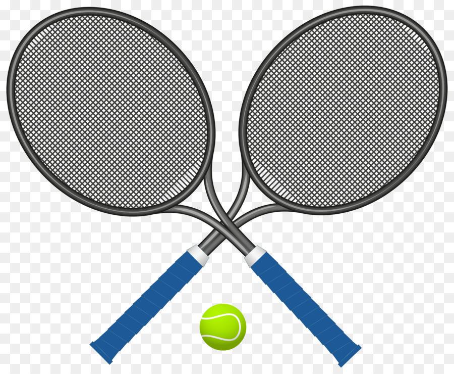Tennis Balls Racket Rakieta Tenisowa Clip Art Tennis Racket