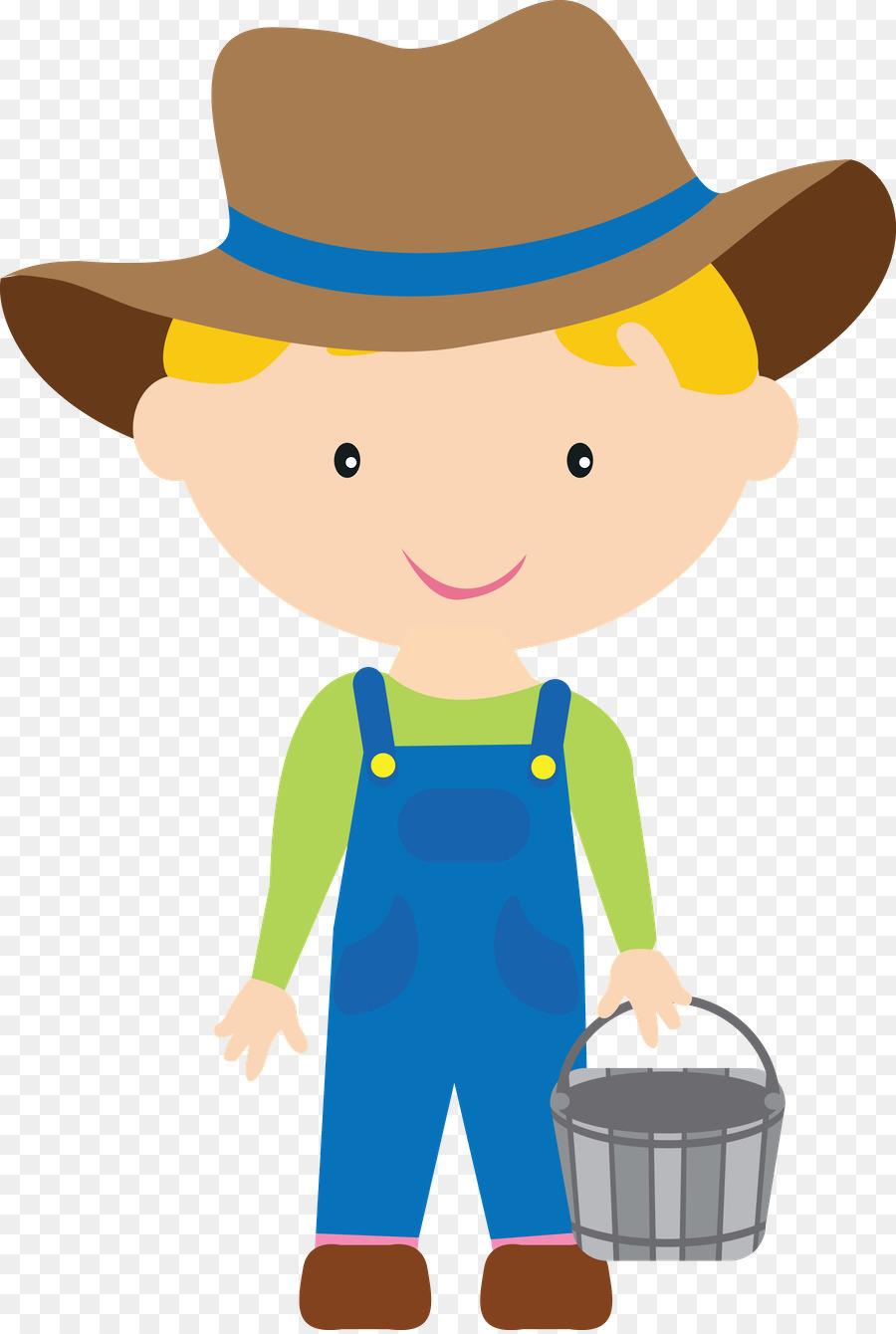 Farmer Boy Free content Clip art - Boy Farming Cliparts ...