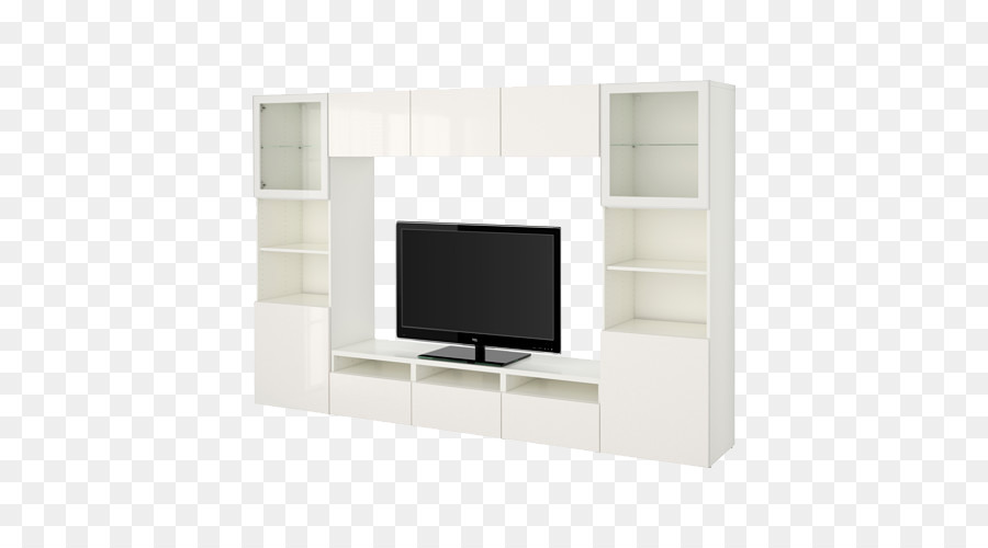 Table IKEA Shelf Drawer Furniture   Audiovisual Storage Combination TV  Cabinet
