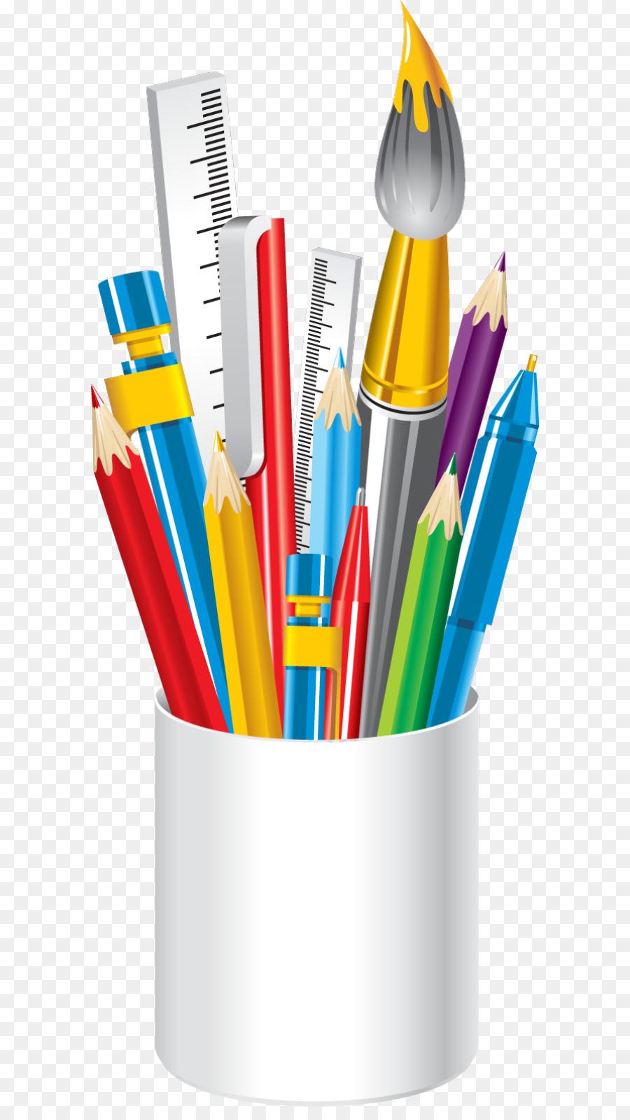School Supplies Timetable Clip Art Cliparts