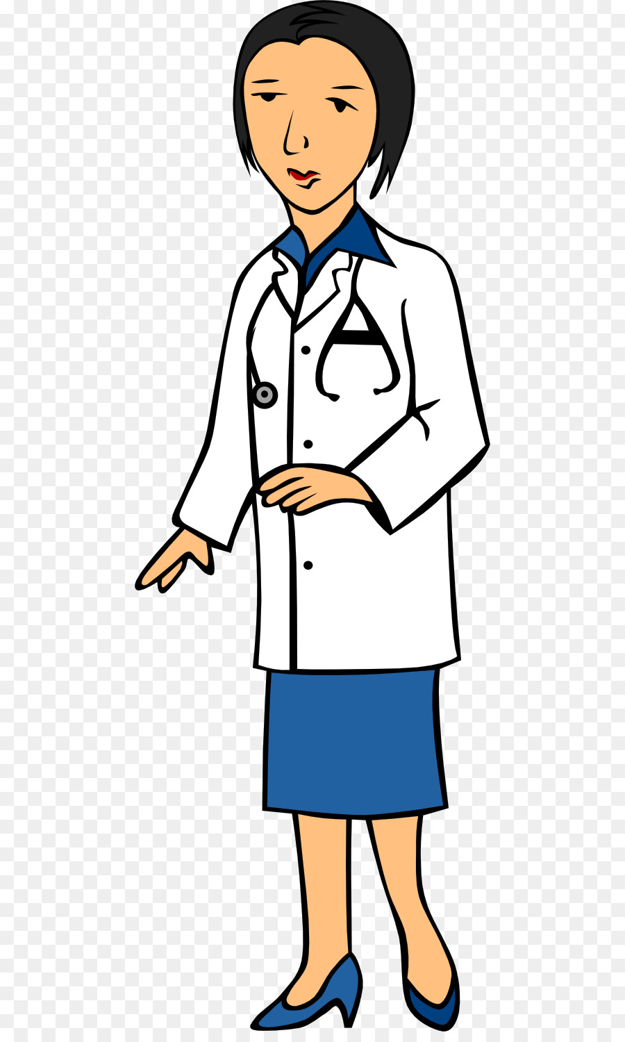 physician woman female clip art free doctor clipart png download rh kisspng com cartoon female doctor clipart pictures of female doctor clipart