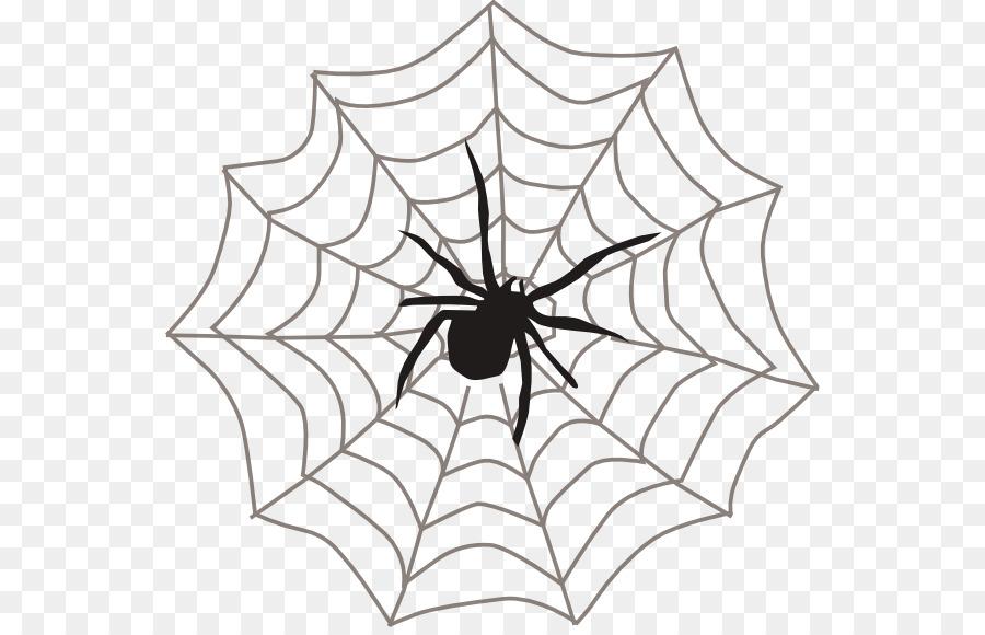 Spider outline 36194 softblog - Spider outline clip art ...
