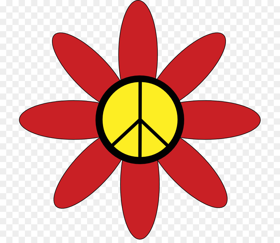 1960s hippie flower power clip art flower svg png download 777 rh kisspng com 70's flower power clipart flower power border clipart