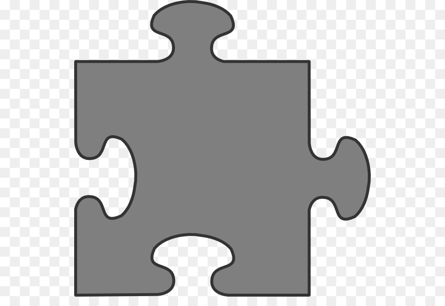 Jigsaw Puzzles Clip Art Vector Puzzle Piece 600 601 Transprent Png