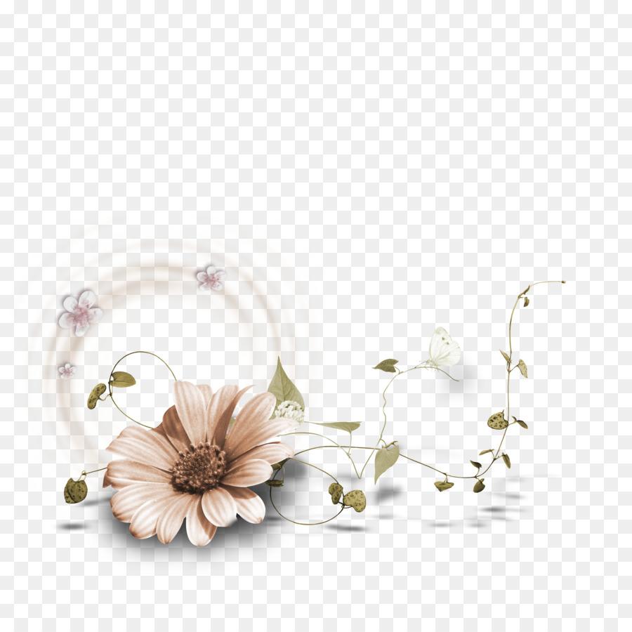 Marcos De Fotos De La Flor De Dibujo - Marco flores Formatos De ...