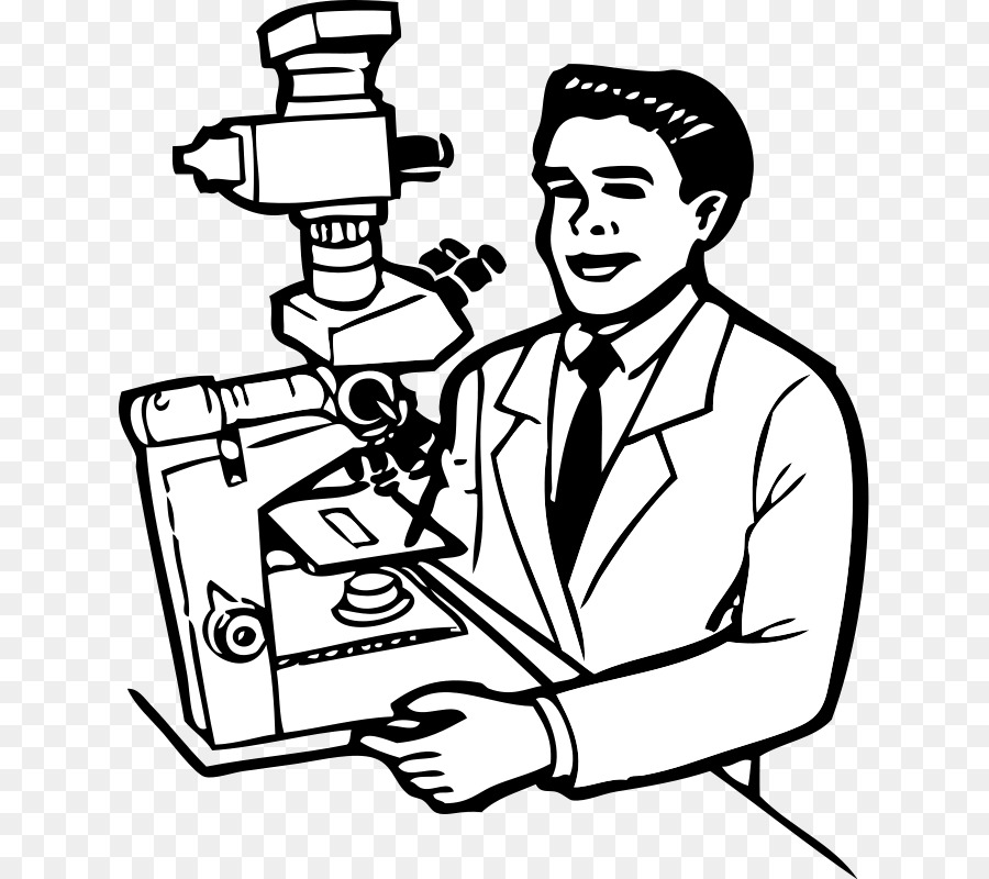 Scientists And Doctors Clip Art