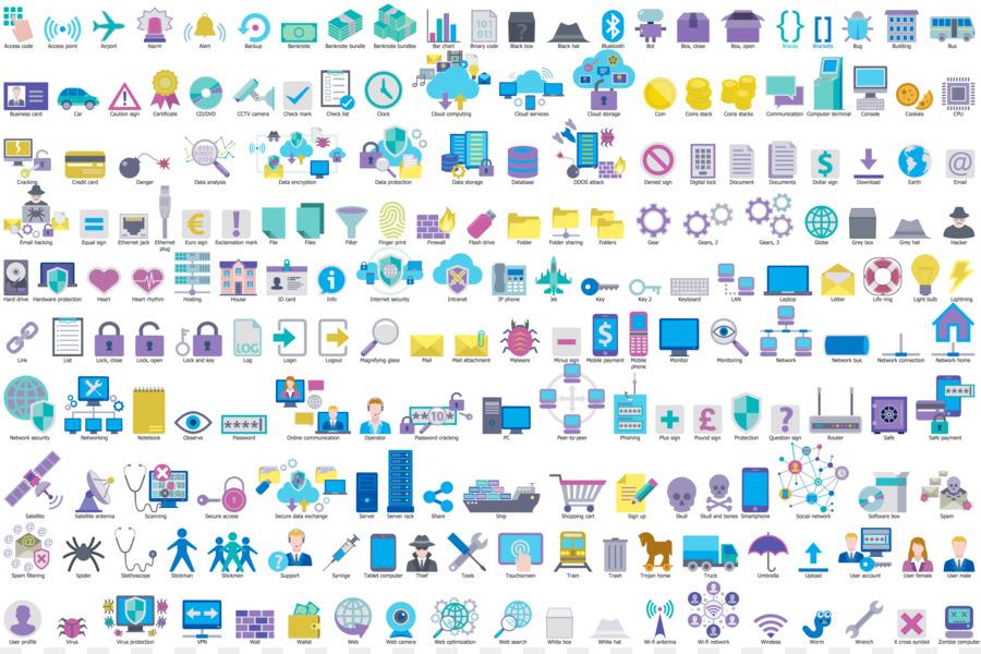 Computer Network Diagram Computer Icons Clip Art Network Equipment
