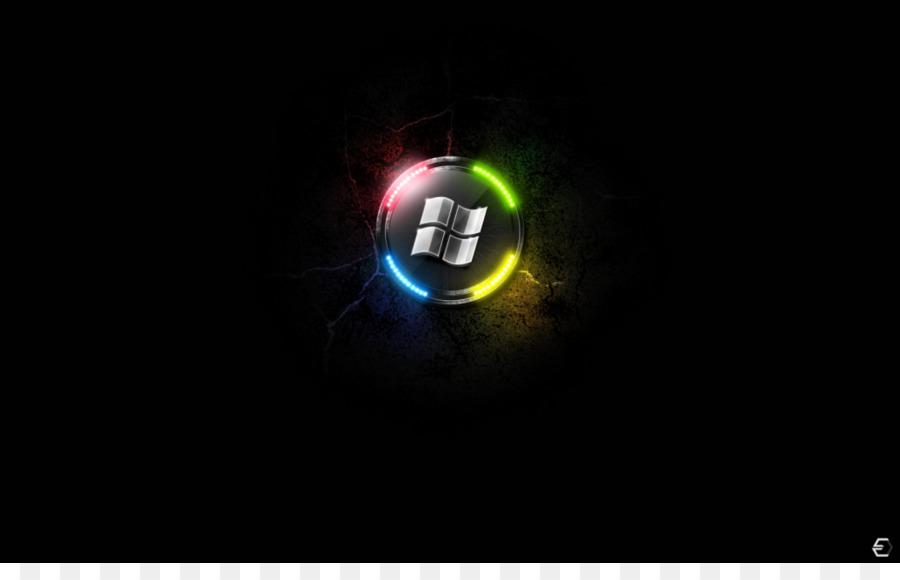 Dark Windows 7 Microsoft Desktop Wallpaper 8