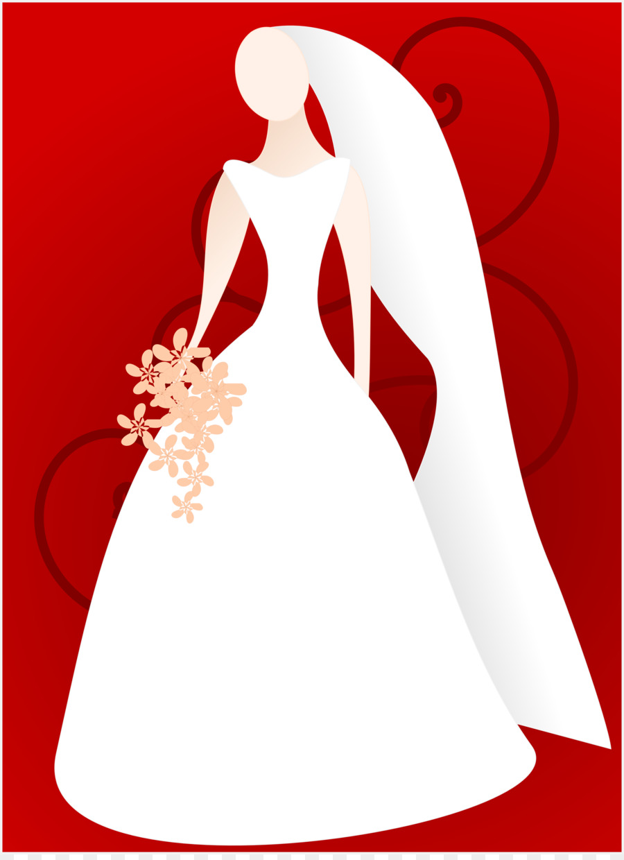 Wedding invitation Bride Bridal shower Clip art - Bridal Shower ...