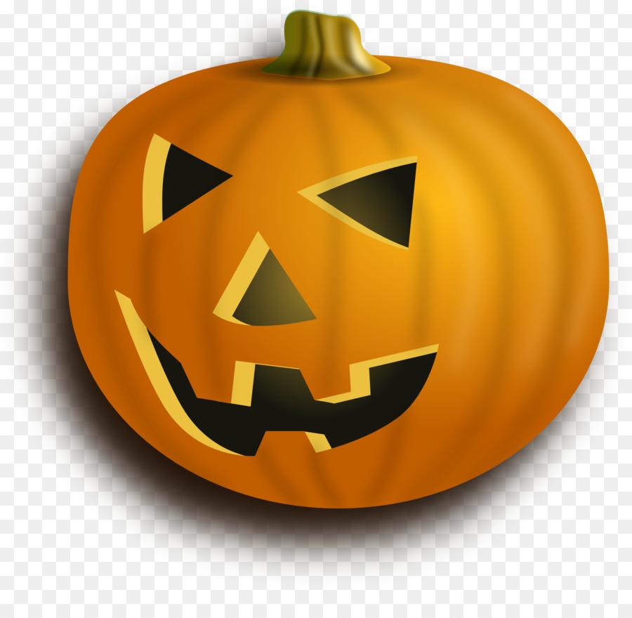 jack-o'-lantern halloween pumpkin carving clip art - vector pumpkin