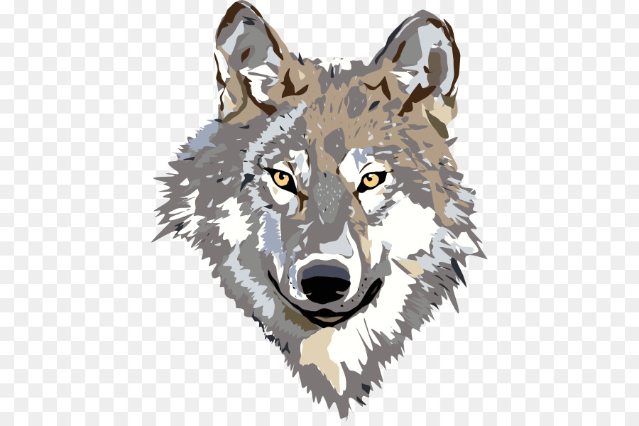 Wolf transparent. Cartoon png download free