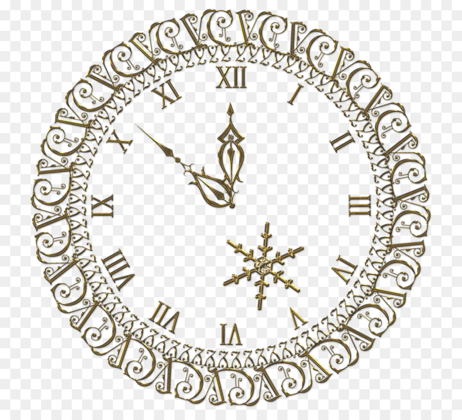 New Year\'s Eve Clock Clip art - Free Clock Images png download - 800 ...