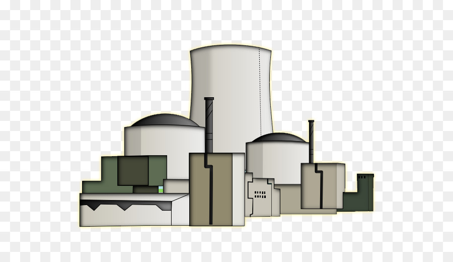 Power station Nuclear power plant Clip art - Powerplant ...