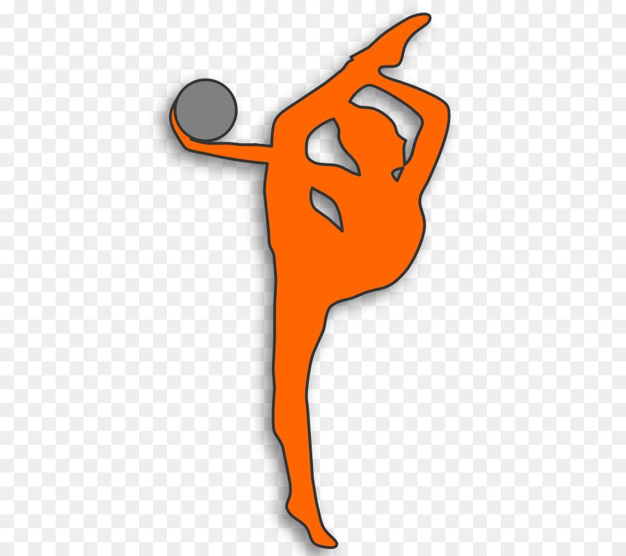 Rhythmic Gymnastics Clip Art Gymnastics Images Free Png Download