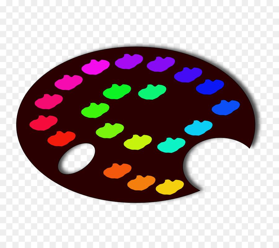 color scheme palette clip art paint palette clipart png download rh kisspng com paint palette clipart free