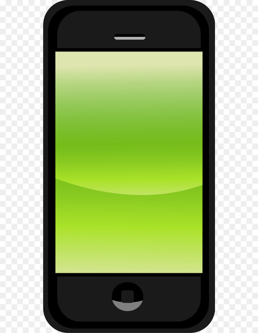 animated mobile phone