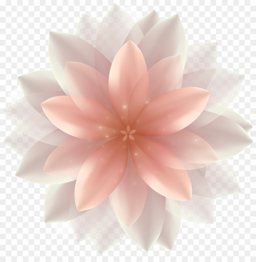 Pink Flowers Dahlia Clip Art Transparent Flower Cliparts Png