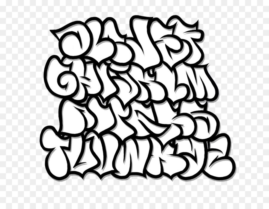 Graffiti Letter Alphabet Drawing Art
