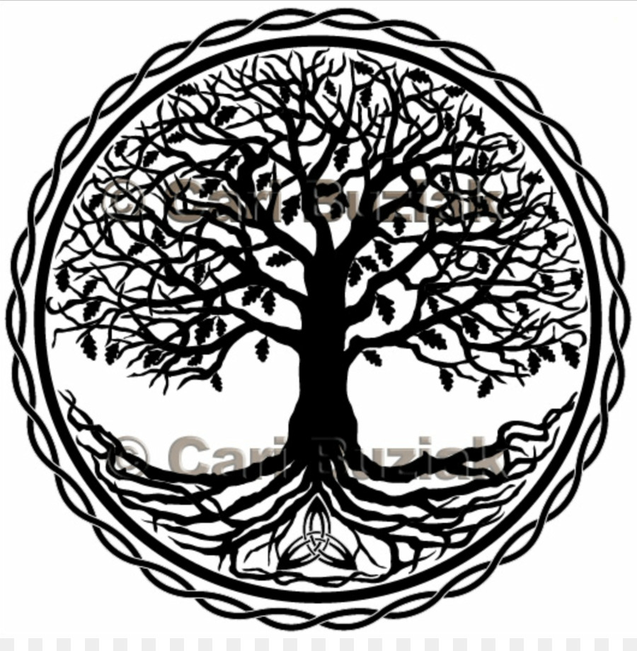 celtic tree of life diagram