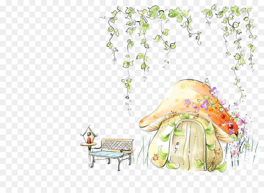 Fairy tale template microsoft powerpoint illustration mushroom fairy tale template microsoft powerpoint illustration mushroom small green plants under the house toneelgroepblik Image collections