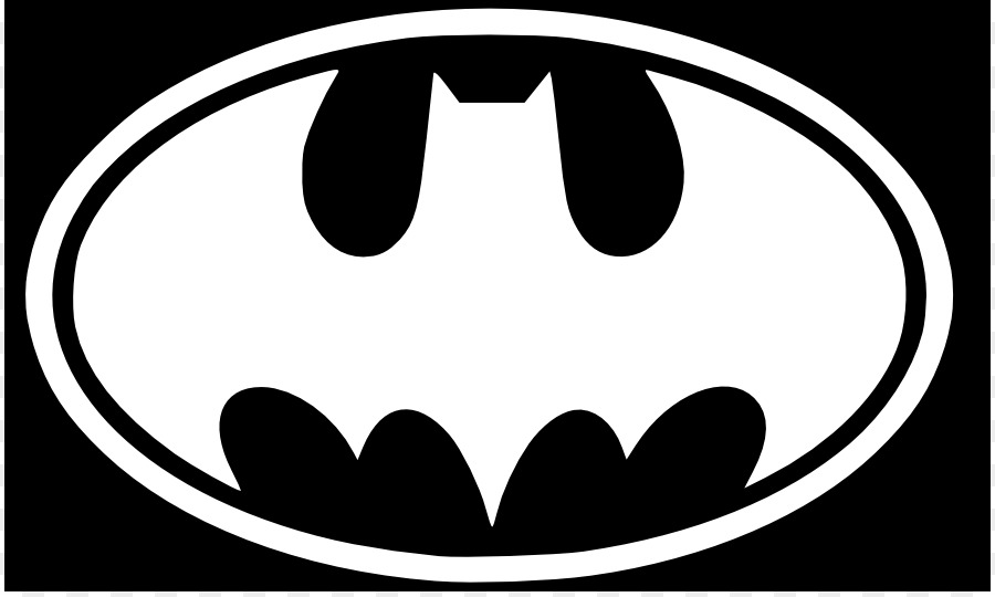 Batman Black And White Batgirl Logo Clip Art Batman Symbol Image