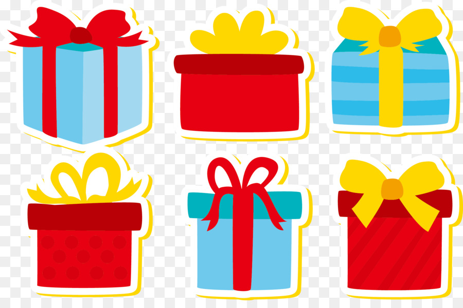 Paper Euclidean vector Gift - Creative Christmas Gifts png download ...