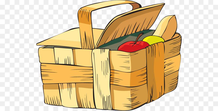 picnic baskets clip art summer picnic pictures png download 600 rh kisspng com picnic basket clipart black and white picnic basket clipart black and white
