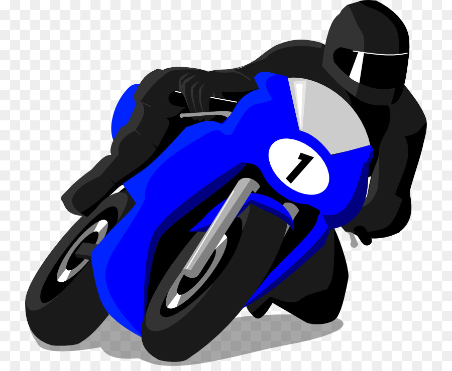 blue motorcycle clipart  Car Motorcycle Helmets Sport bike Clip art - Free Motorcycle Clipart ...