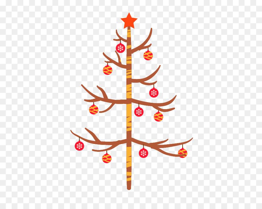Weihnachtsbaum Christmas ornament - kreative Weihnachtsbaum png ...