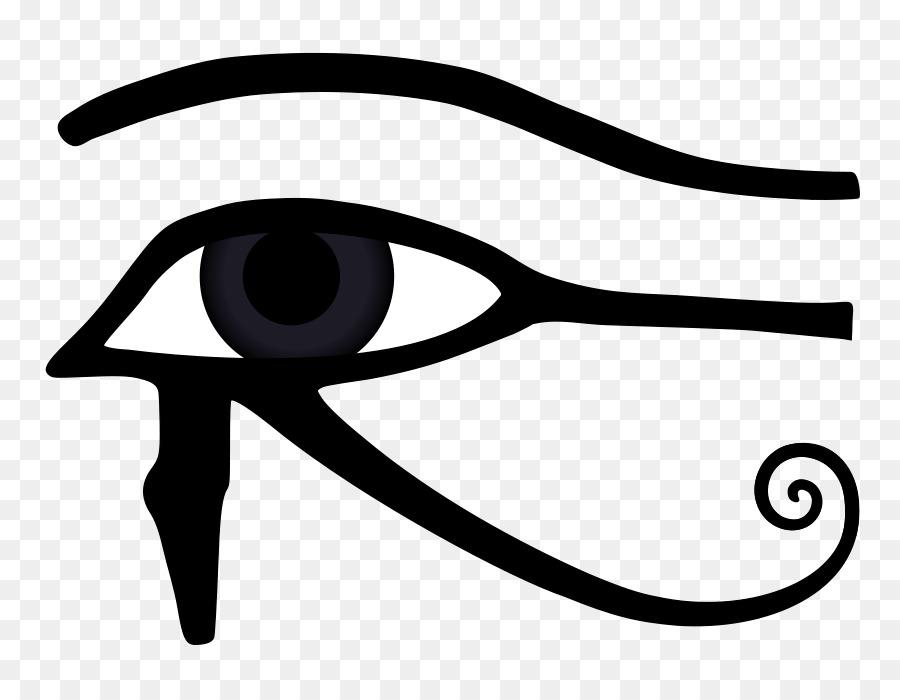 Ancient Egypt Eye Of Horus Symbol Scarab Eye Cliparts Png Download