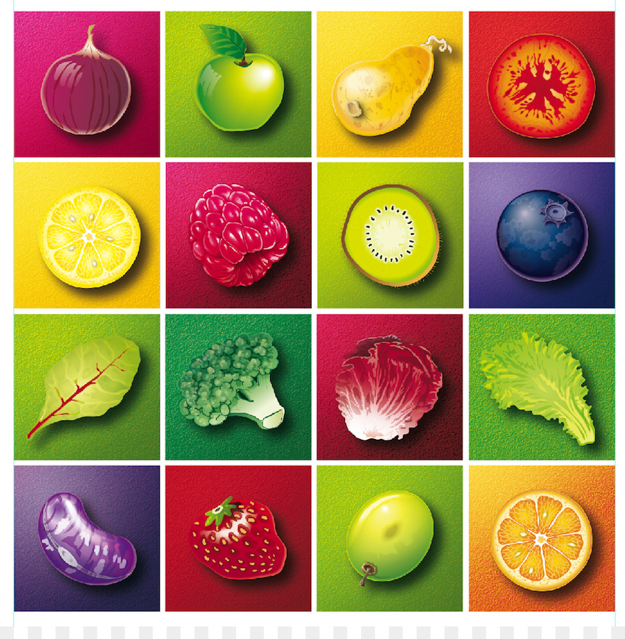 Poster Health Food MyPlate Healthy Diet