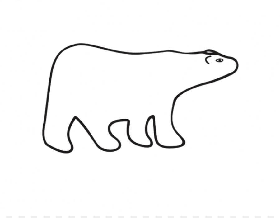Oso Polar el oso negro Americano del oso panda Gigante - Lindo Oso ...