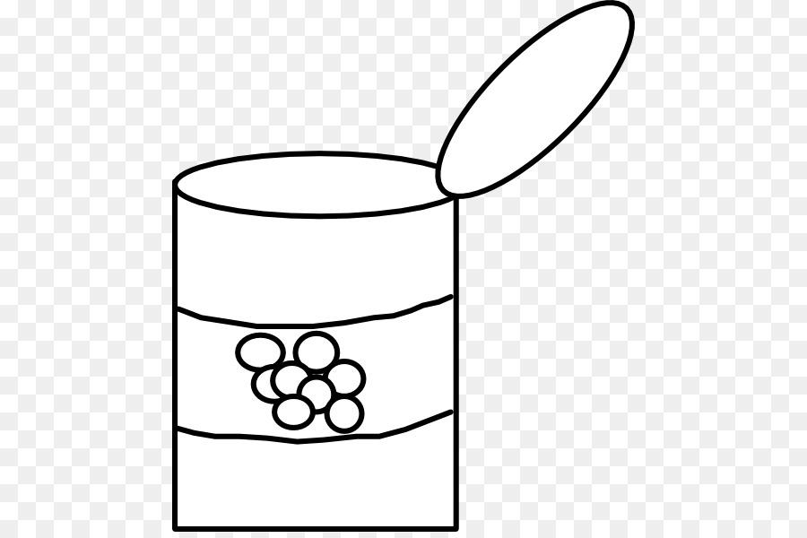 Kohlensäurehaltige Getränke, Tin can, Canning Clip-art - Blechdose ...