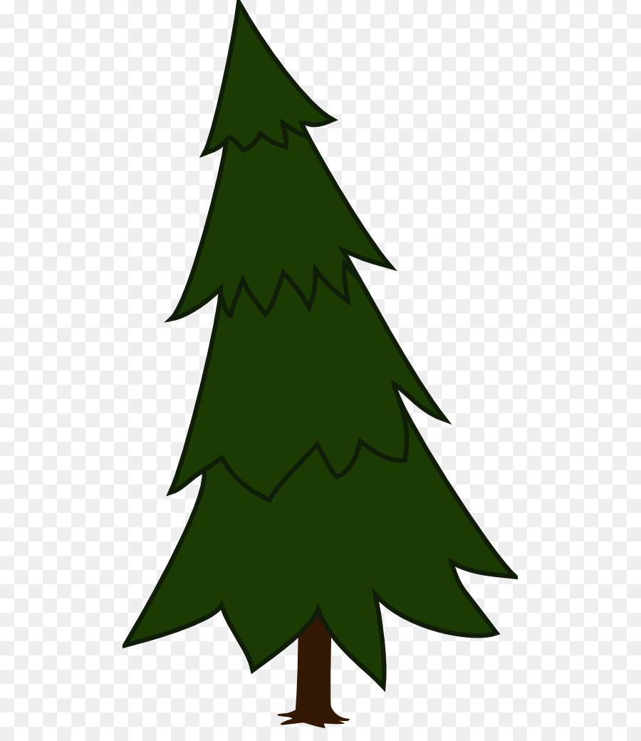 pine tree spruce clip art christmas tree clipart png download rh kisspng com Christmas Tree Swirl Clip Art Simple Christmas Tree Clip Art